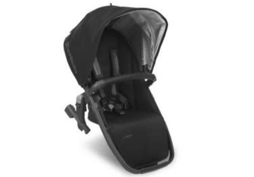 UppaBaby Uppa Baby Vista Rumble Seat (Only) In JAKE (Black/Carbon/Black Leather)