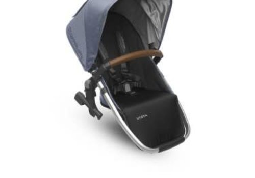 UppaBaby Uppa Baby Vista Rumble Seat (Only) In HENRY (Blue Marl/Silver/Saddle Leather)