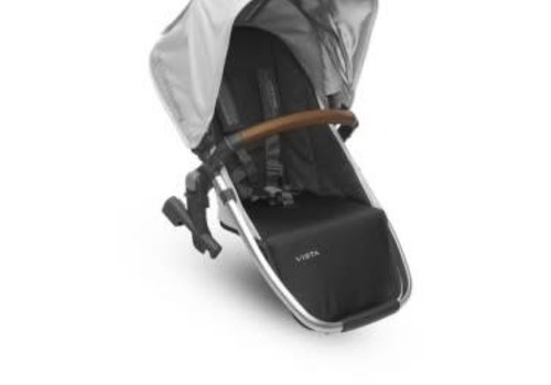 UppaBaby Uppa Baby Vista Rumble Seat (Only) In LOIC (White/Silver/Saddle Leather)