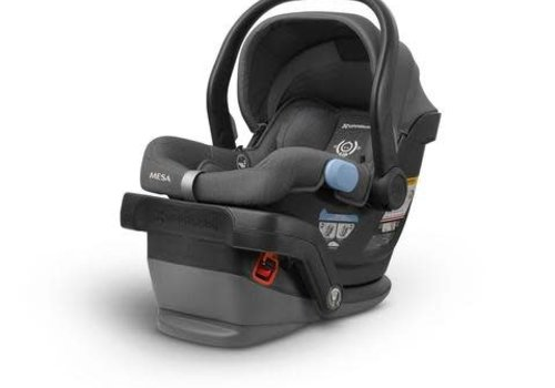 UppaBaby UppaBaby MESA Infant Car Seat With Base In JORDAN (Charcoal Mélange)