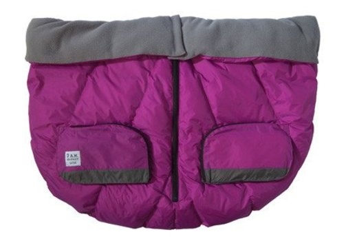 7 AM 7 A.M. Enfant Evolution Blanket DUO In Grape