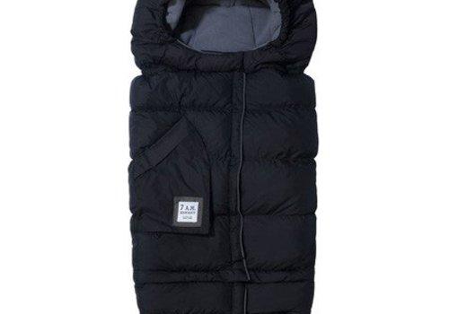 7 AM 7 A.M. Enfant Evolution 212 Blanket In Black- 6 Months -4 Toddler