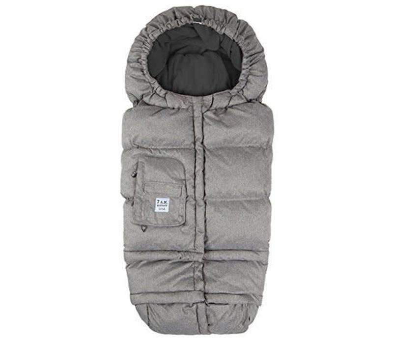 7 A.M. Enfant Evolution Blanket In Heather Grey