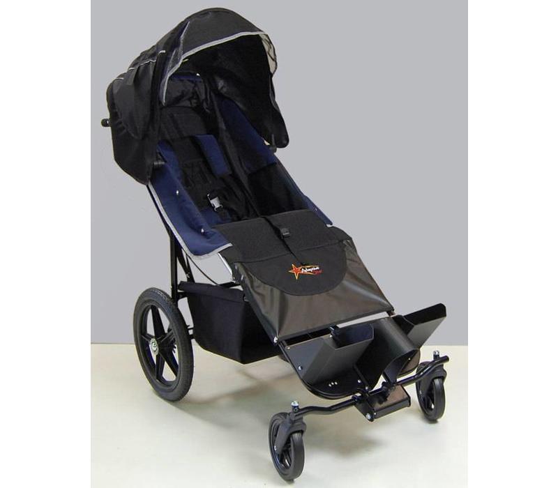 Adaptive Star Axiom Swivel Wheels Axis Kit For Endeavour Stroller