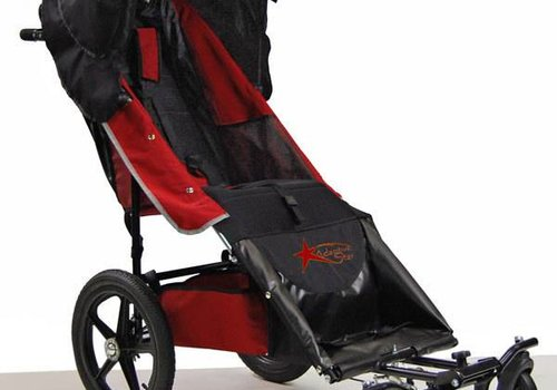 Adaptive Star Adaptive Star Axiom Swivel Wheels Axis Kit For Improv Stroller