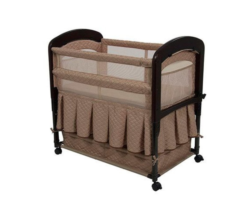 Arm's Reach Cambria Collection In Toffee Quilted Ply Fabric