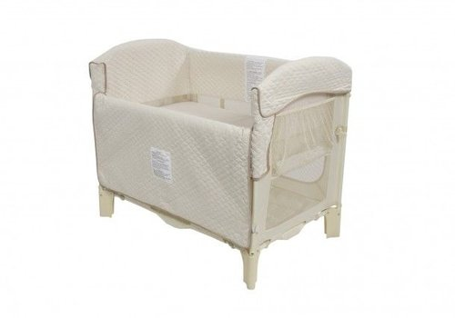 Arms Reach Arm's Reach Ideal Co-Sleeper Bedside Bassinet In Natural