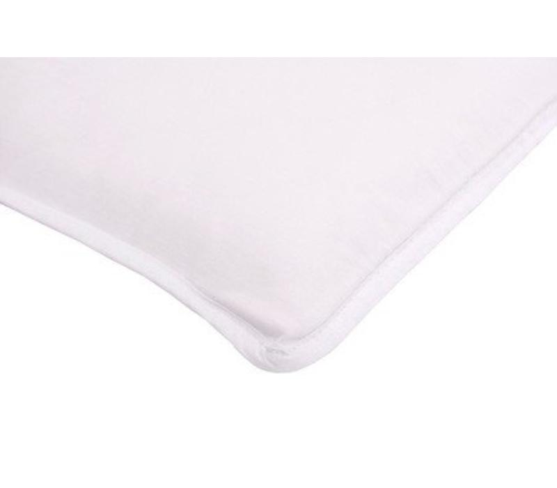 Arm's Reach Mini Co-Sleeper 100 % Cotton Sheet In White