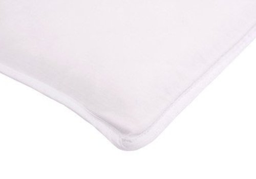 Arms Reach Arm's Reach Mini White Sheet 80% Polyster Cotton-20% Cotton