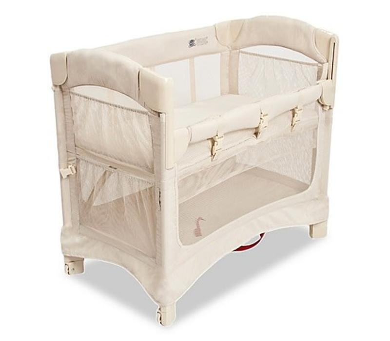 Arms Reach Mini Ezee Co Sleeper Natural