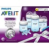 Avent Philips Avent SCD29611 BPA Free Natural Infant Starter Set Blue