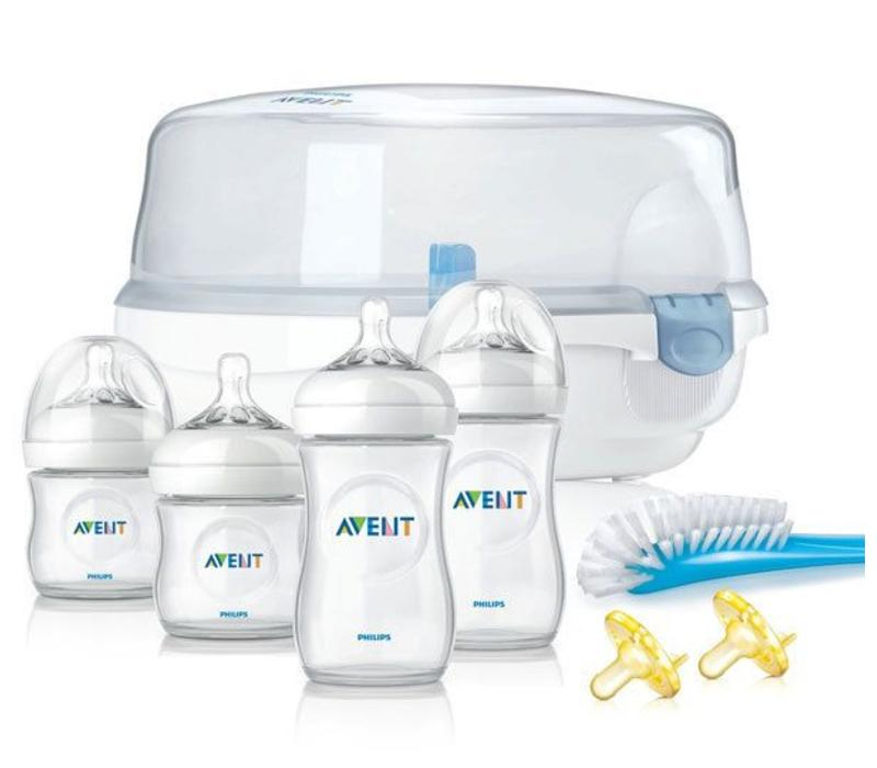 Philips Avent Naturals Essentials Gift Set