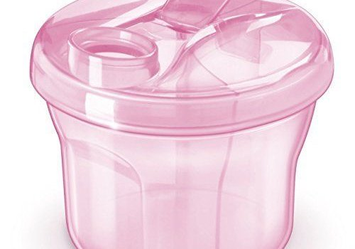 Avent Philips Avent Formula Dispenser - Snack Cup- Pink