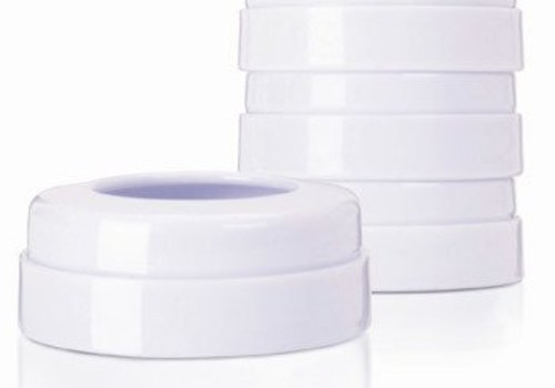 Avent Philips Avent 4 Pack Bottle Screw Rings
