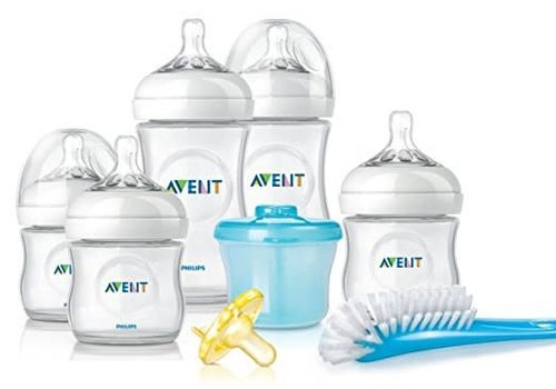 Avent Philips Avent Natural Bpa Free Baby Bottle Newborn Starter Gift Set