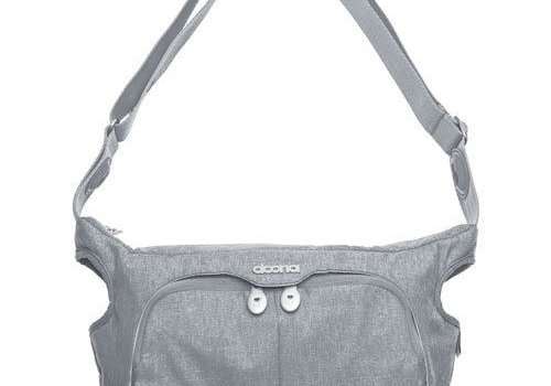 Doona Doona Essentials Bag In Grey - Storm