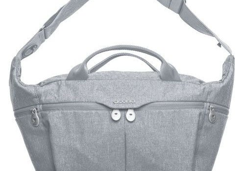 Doona Doona All-Day Bag In Grey - Storm
