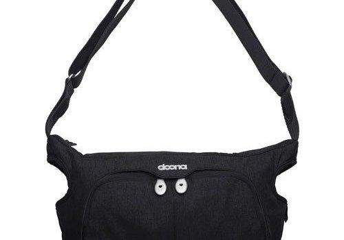 Doona Doona Essentials Bag In Black Night
