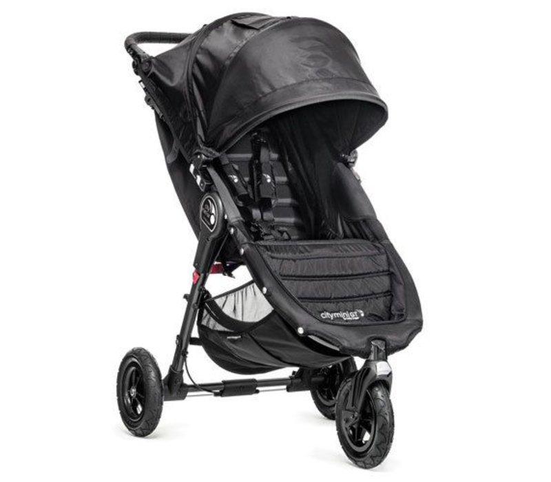 2018 Baby Jogger City Mini GT Single In Black - Black