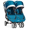 Baby Jogger 2018 Baby Jogger City Mini Double In Teal - Gray