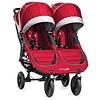 Baby Jogger 2018 Baby Jogger City Mini GT Double In Crimson - Gray