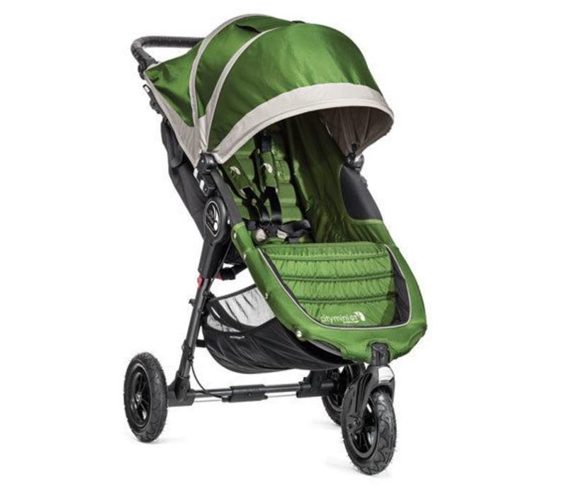 2018 Baby Jogger City Mini GT Single In Evergreen