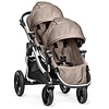 Baby Jogger 2018 Baby Jogger City Select With Second Seat In Quartz With Silver Frame