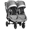 Baby Jogger 2018 Baby Jogger City Mini GT Double In Steel-Gray