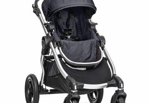 Baby Jogger 2018 Baby Jogger City Select Single In Titanium With Silver Frame