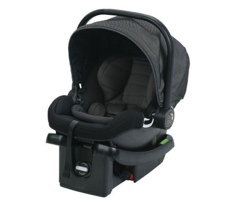 2018 Baby Jogger City Go Infant Car Seat In Black
