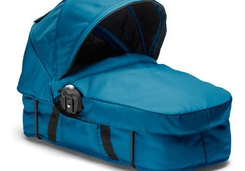 Baby Jogger 2018 Baby Jogger City Select Bassinet Kit In Teal-Black Frame