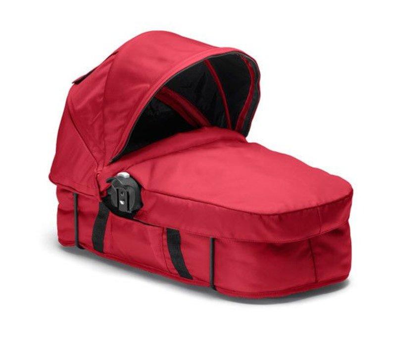2018 Baby Jogger City Select Bassinet Kit In Red-Black Frame