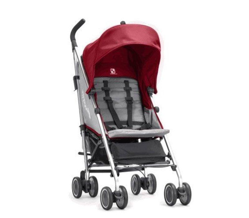 2017 Baby Jogger Vue Lite Stroller In Cherry
