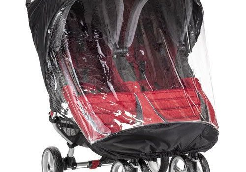 Baby Jogger Baby Jogger City Mini or City Mini GT Series Double Rain Canopy