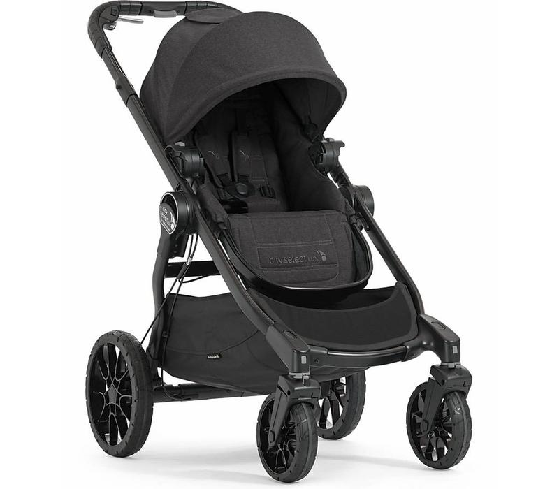 Baby Jogger City Select Lux In Granite