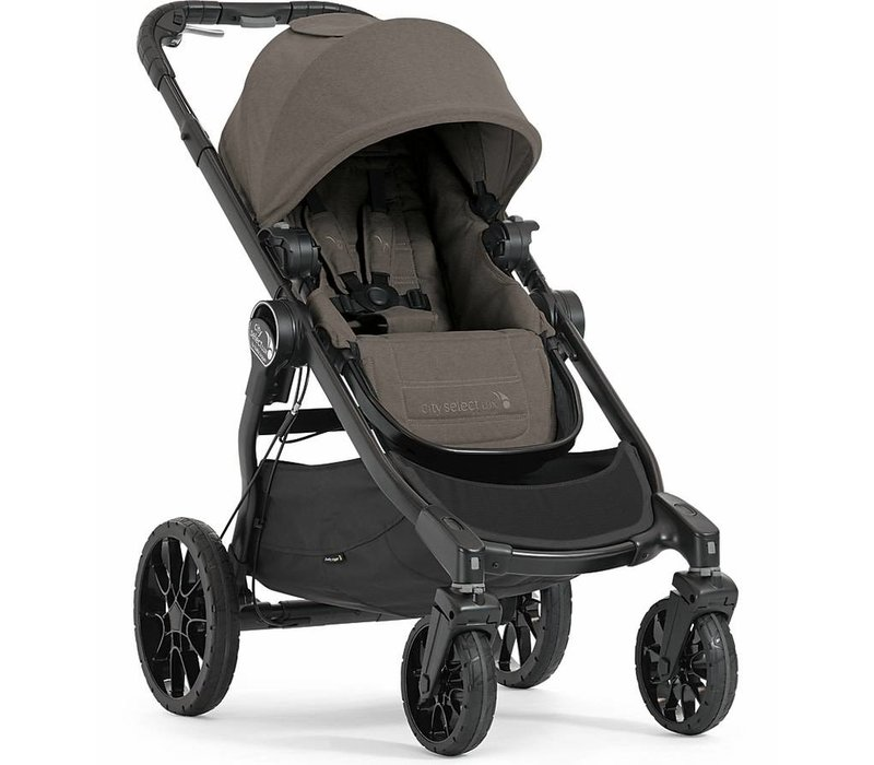 Baby Jogger City Select Lux In Taupe