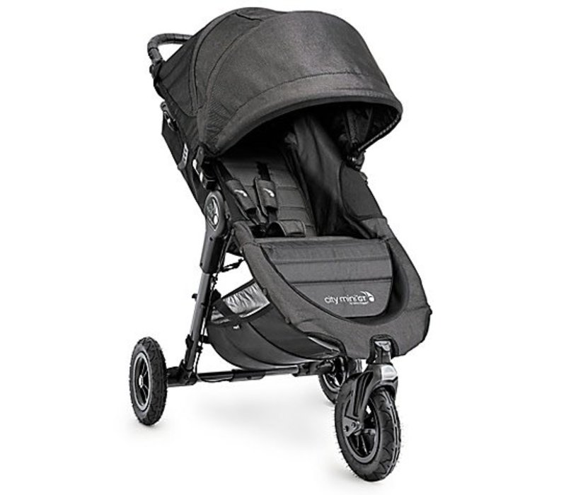 2018 Baby Jogger City Mini GT Single In Charcoal