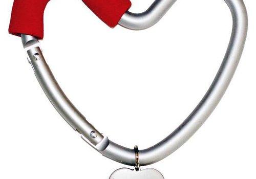 Buggy Gear Buggy Gear Buggy Heart Hook In Red Foam