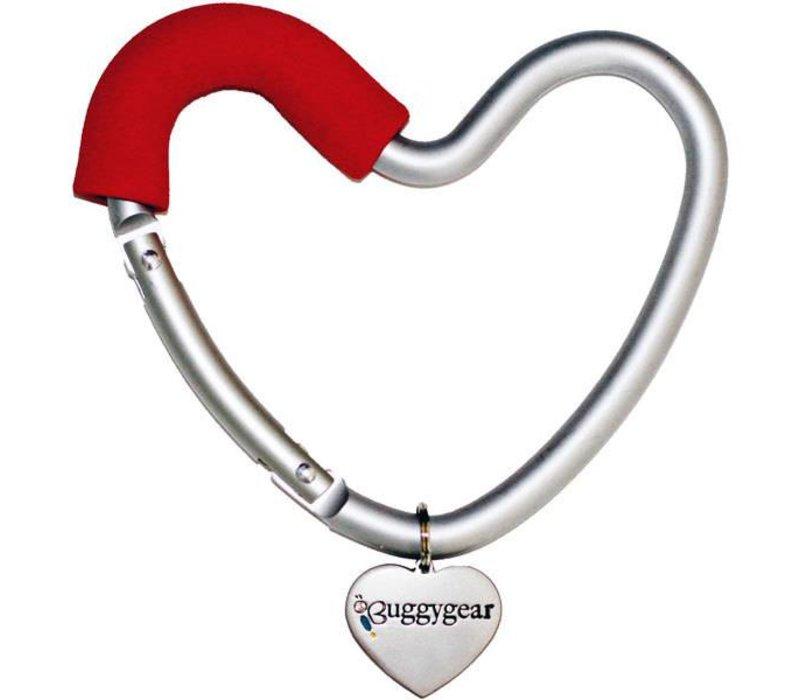 Buggy Gear Buggy Heart Hook In Red Foam