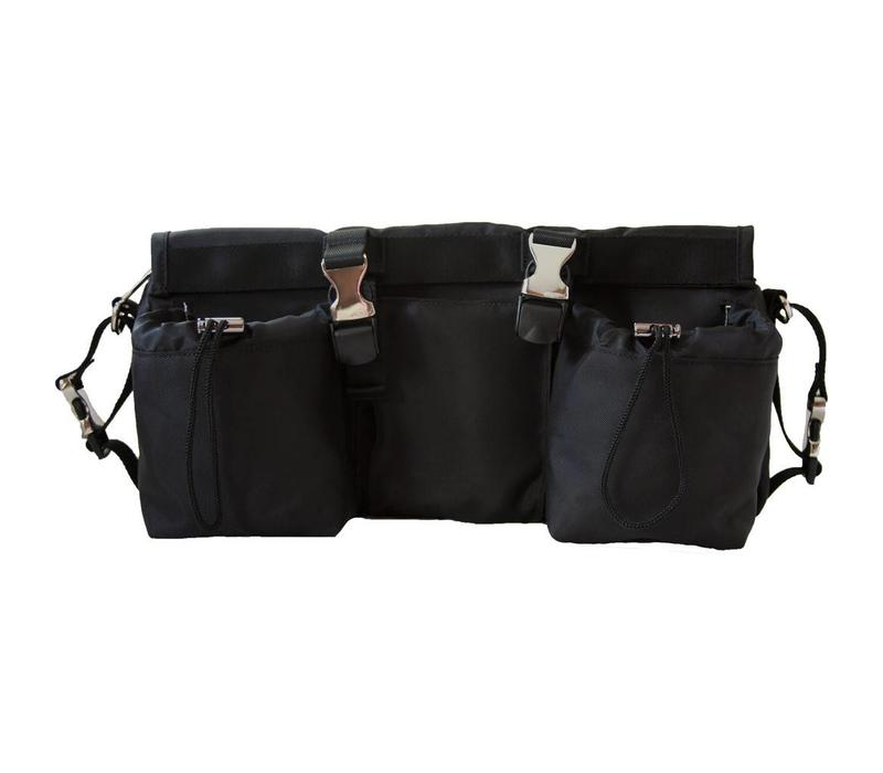 Buggy Gear Buggy Butler Sport Organizer and Cooler In Jet Black