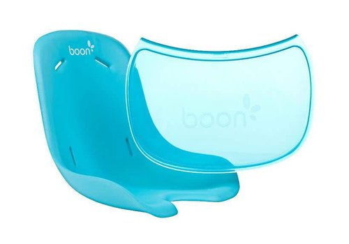 Boon Boon Flair Seat Pad In Blue With Tray
