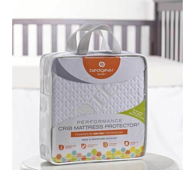 BedGear  Dri-Tec 5.0 Mattress Protector-Crib
