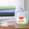 Bed Gear BedGear  Dri-Tec Performance Crib Sheet In Pink