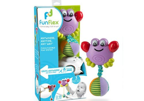 Funflex Fun Flex Dancing Crab Set
