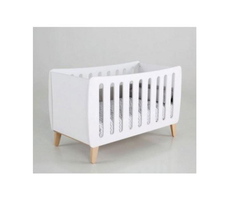 Micuna Harmony Crib In White