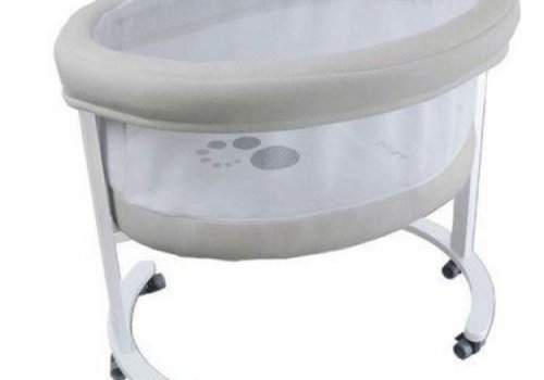 Micuna Micuna Smart Fresh Bassinet In White-Beige