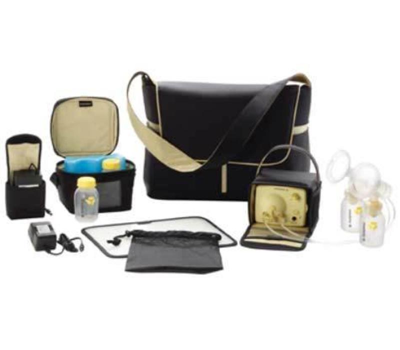 Medela Pump In Style Advanced Breast Pump - The Metro Bag