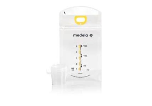 Medela Medela Pump And Save Breastmilk Bags - 50 Count