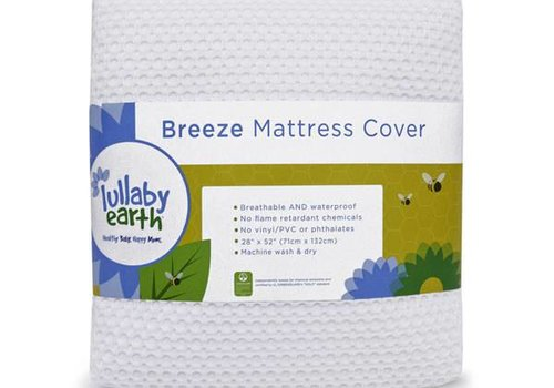 Lullaby Earth Lullaby Earth Breeze Cover In White