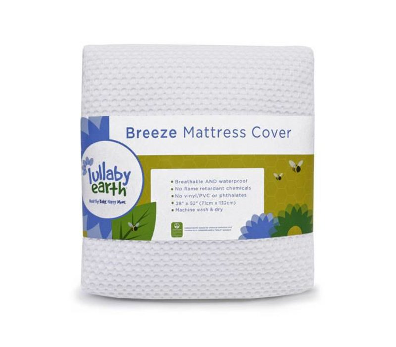 Lullaby Earth Breeze Cover In White